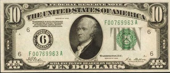 We Purchase All Series Of 1928 Ten Dollar Star Notes Send Us An Email Adminoldcurrencyvalues Com To Get Our Offer On What You Have